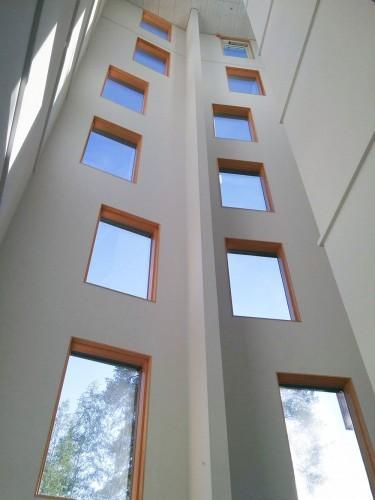 Lakea kiinteät ikkunat